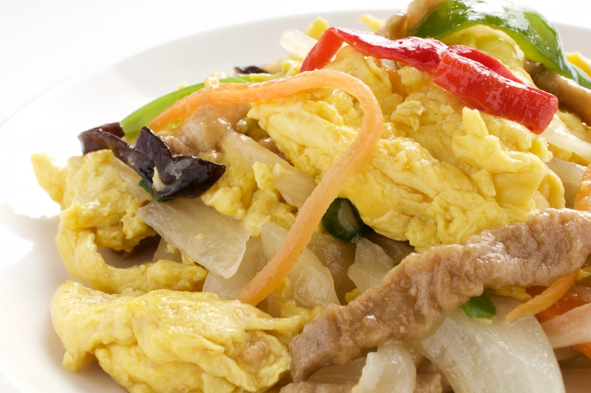 あさイチで紹介されたきくらげレシピ|木須肉(ムースーロウ)
