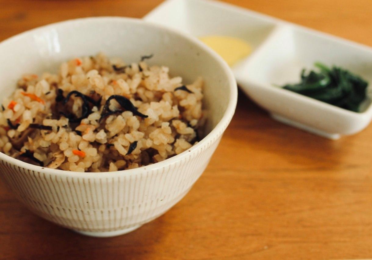 あさイチで紹介されたきくらげレシピ|きくらげと鶏の炊き込みごはん